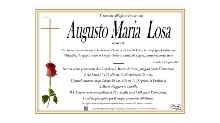 Augusto Maria Losa