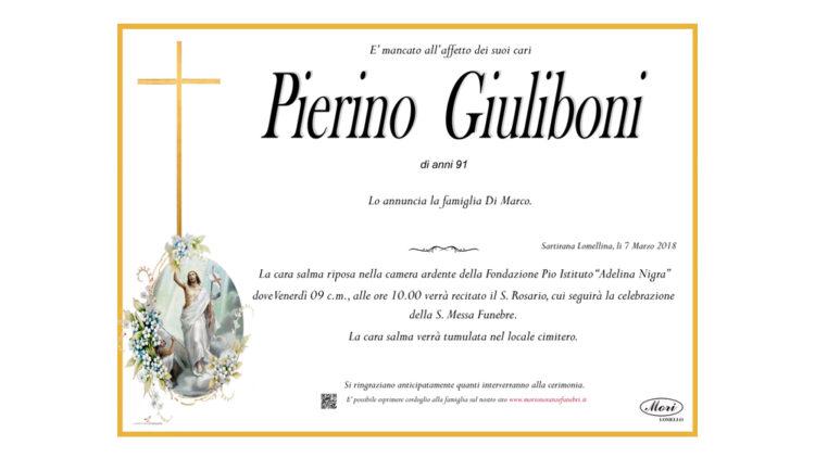 Giuliboni Pierino