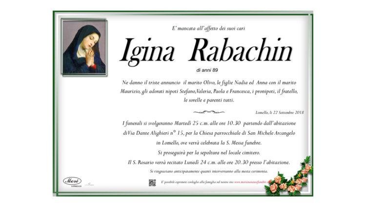 Igina  Rabachin