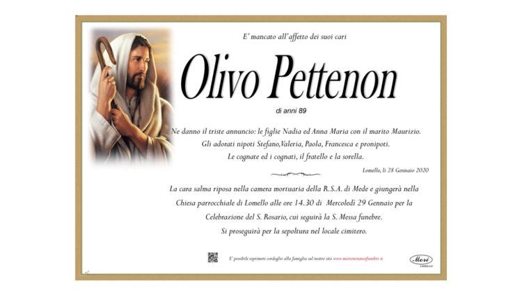 Pettenon Olivo