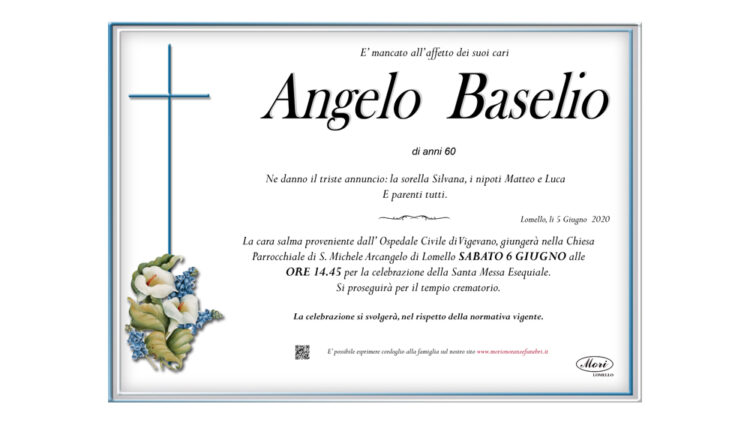 Angelo Baselio