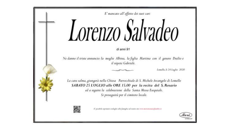 Lorenzo Salvadeo