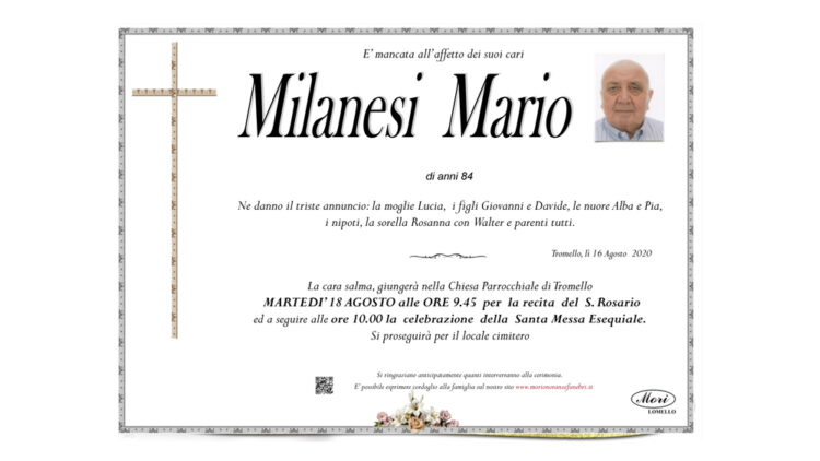 Milanesi Mario