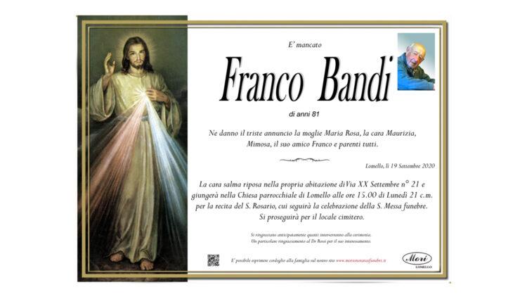 Franco Bandi