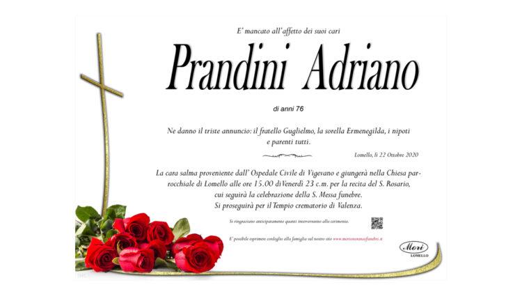 Adriano Prandini