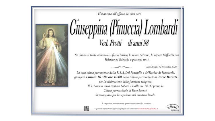 Giuseppina (Pinuccia) Lombardi