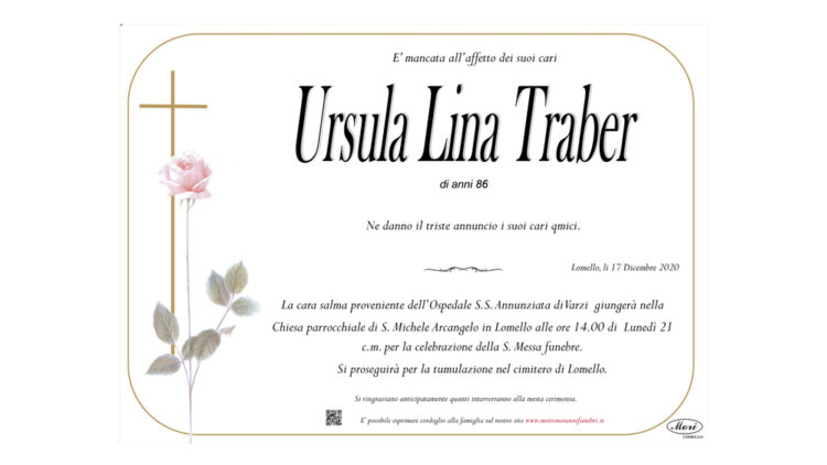 Ursula Lina Traber