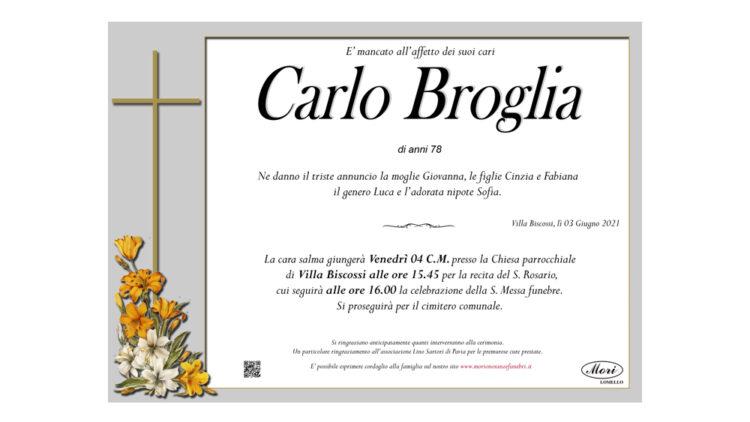 Carlo Broglia